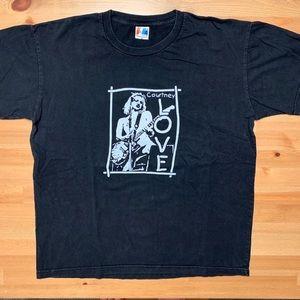 Courtney Love Graphic T-shirt